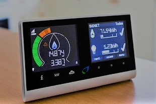 Smart meter small saving